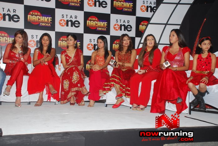 Zara Nachke Dikha Girls