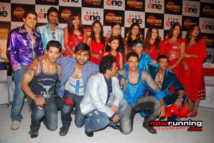 Zara Nachke Dikha Team