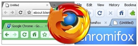 Look alike themes for Chrome and Firefox