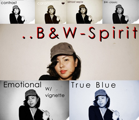 Free bw spirit ps actions by yenilianty