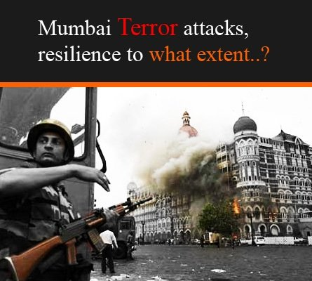 Mumbai Terror Attacks - INDIA