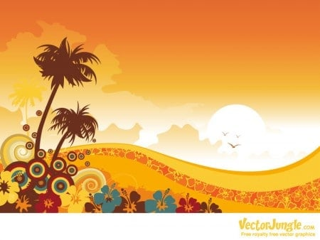 VectorJungle – Free Vector Art, Vector Graphics and Backgrounds.