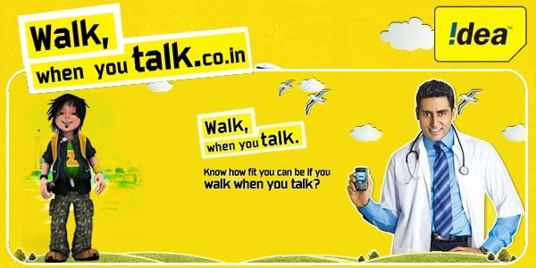 Idea - Walk When You Talk