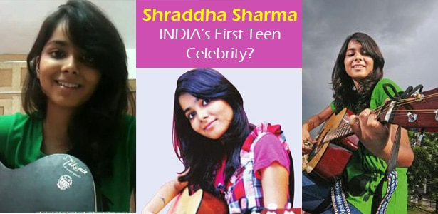 Shraddha Sharma - India's Upcoming Teen Celebrity?