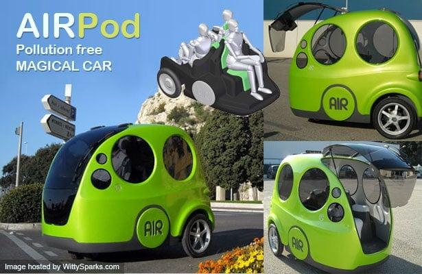 AirPod - MDI Cars - Tested on Tata Motors vehicles
