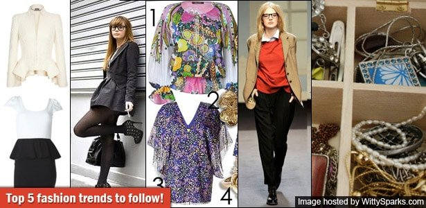 Top Fashion Trends to Follow