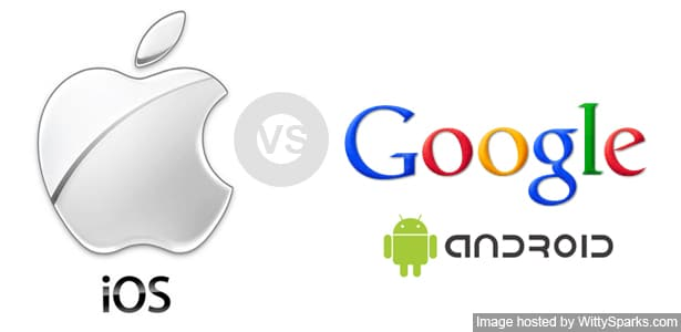 Apple Inc. Vs Google Inc. - iOS Vs Android