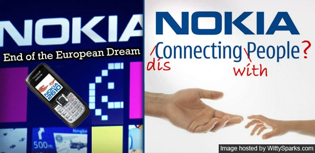Nokia - End of the European Dream