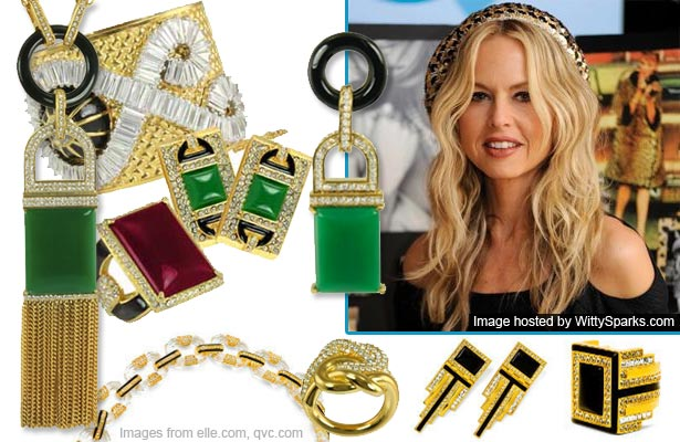Stylist Rachel Zoe Launches Jewelry CollectionWitty Sparks ...