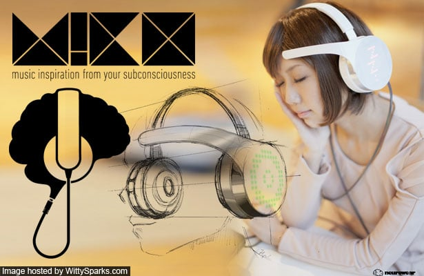 Mico Music - Neurowear - Mico music inspiration from your subconsciousness