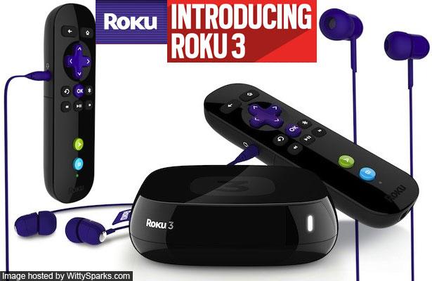 Roku Streaming Player