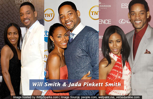 Will Smith and Jada Pinkett Smith Relationship