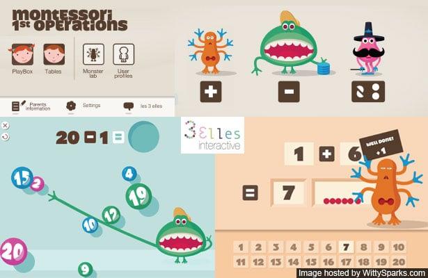 Wonderful new app by 3 Elles interactive