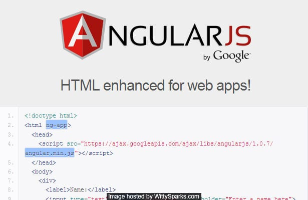 AngularJS Framework from Google