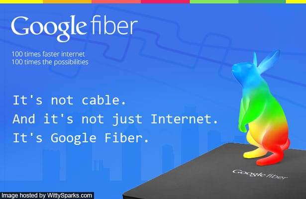 Google Fiber - Google Radio & Wireless Network?