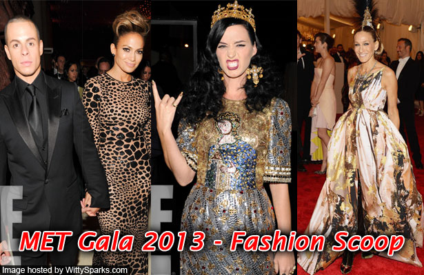 MET Gala 2013 - Celebrities Fashion Scoop