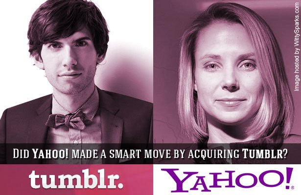 David Karp - Tumblr & Marissa Mayer - Yahoo!