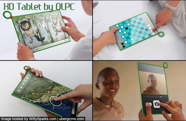 One Laptop Per Child XO 3.0 tablet to be showcased at CES 2012