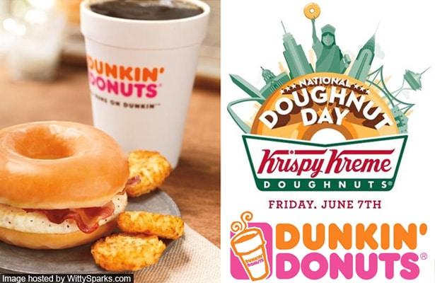 Free Doughnut - National Doughnut Day