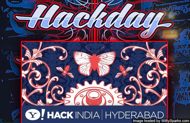 Yahoo! Hack India: Hyderabad