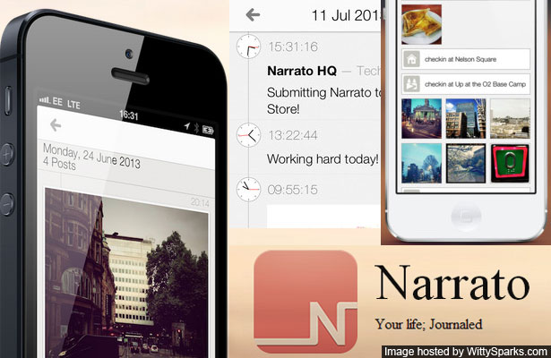 Narrato - The ultimate journaling platform