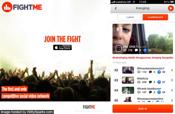 FightMe - Social Video Network