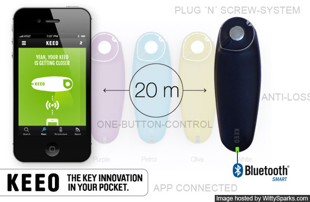 KEEO - The key innovation in your pocket