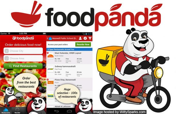 Foodpanda - Order delicious food online now in India
