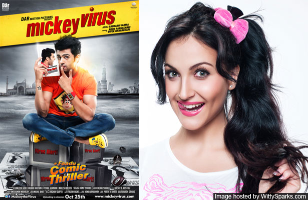 TV anchor Manish Paul will be seen in the lead role for the first time in Mickey Virus!