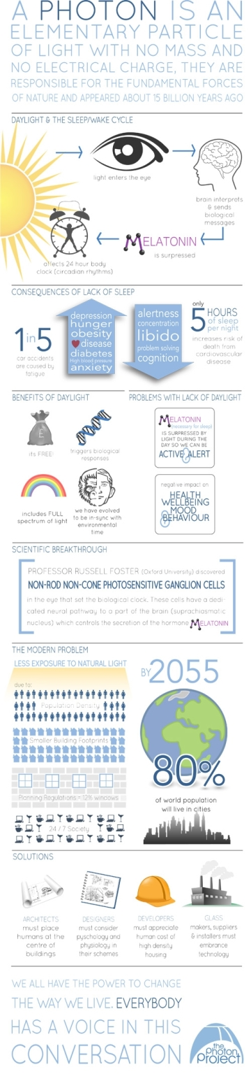 The Photon Project Infographic