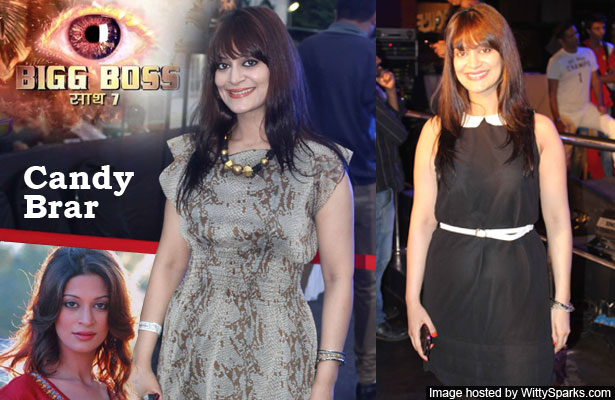 Candy Brar in Bigg Boss 7