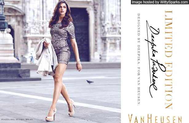 Deepika Padukone - the fashion diva turns fashion designer!