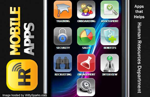 Human Resource Department - Mobile Apps