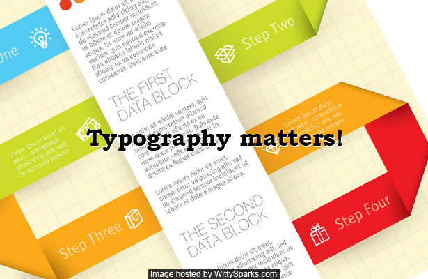 Typography matters!