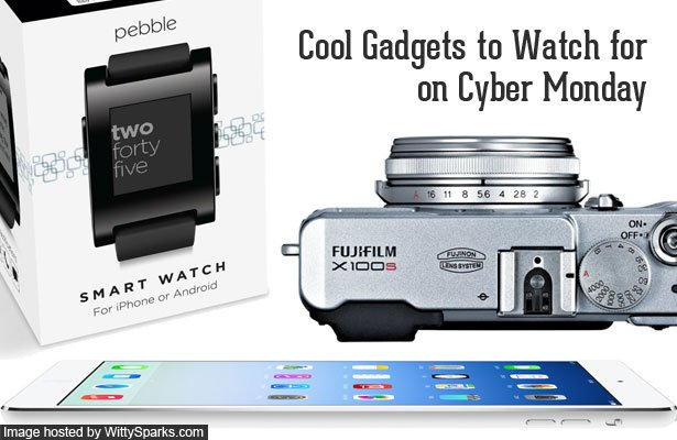 Cyber Monday Gadgets