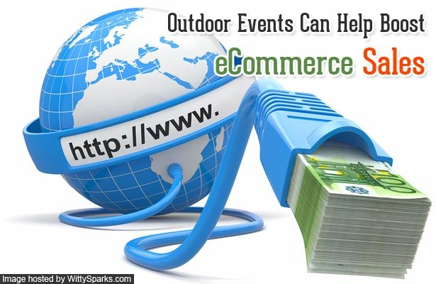 Outdoor Events will Boost eCommerce Sales