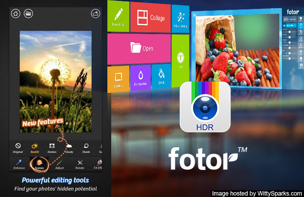 Fotor - Free multi-platform photo editor