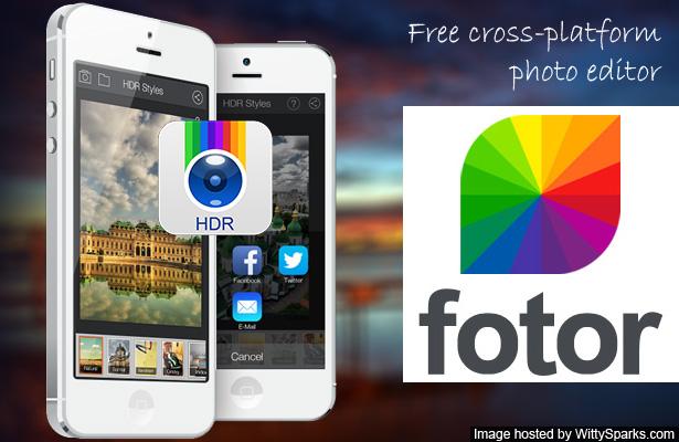 Fotor - Free photo editor
