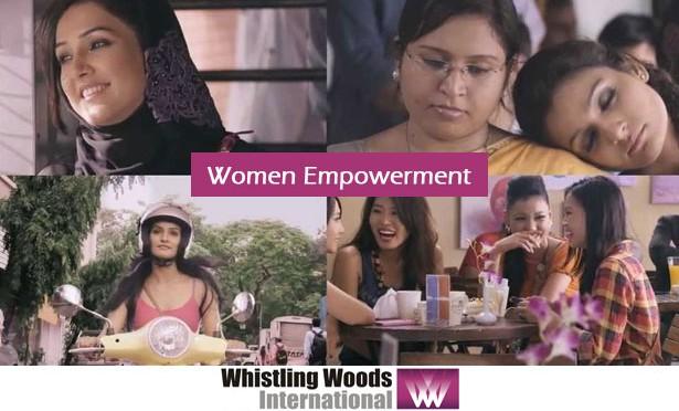 Whistling Woods International - Women Empowerment