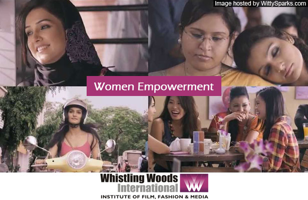 Whistling Woods International - Women Empowerment