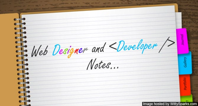 Web Designer and Developer Resources