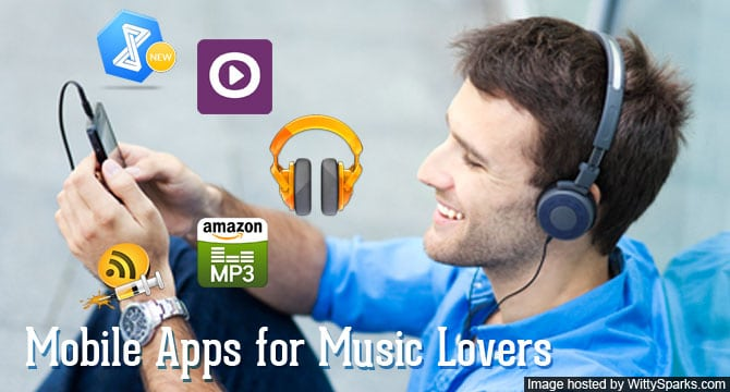 Popular Music Apps