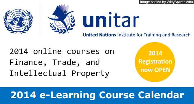 Africa: United Nations launches 2014 online courses on Finance, Trade, and Intellectual Property