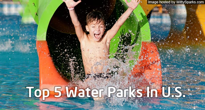 Top 5 Water Parks in United States