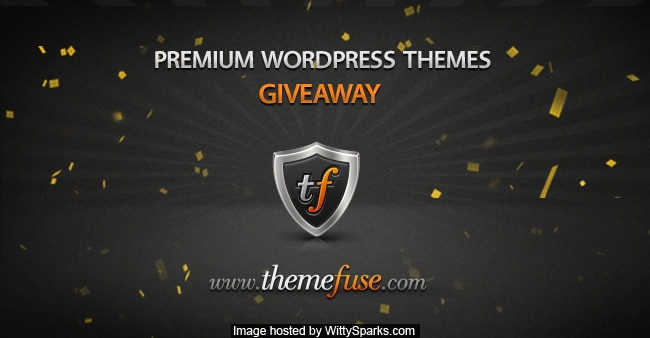 Themefuse - Premium Wordpress Themes Giveaway
