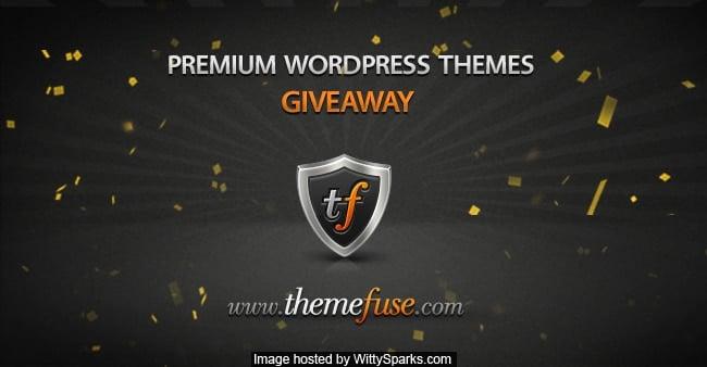 Themefuse - Premium Wordpress Themes Giveaway