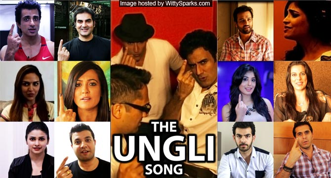 The Ungli Song - India