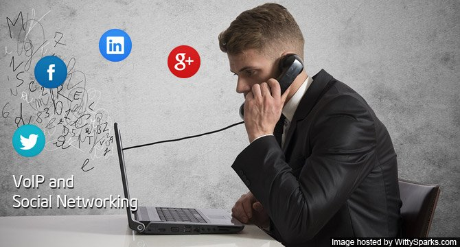 VOIP and Social Networking