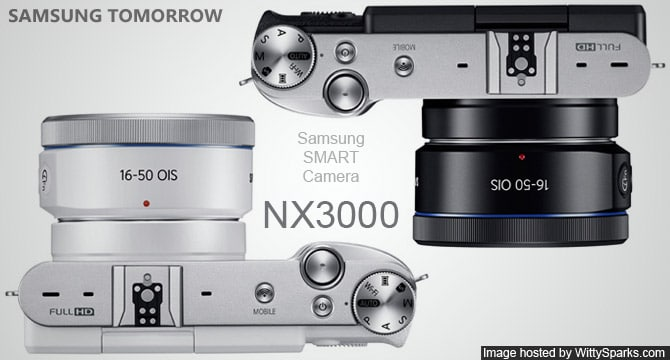 Samsung Smart Camera NX3000