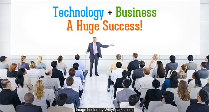 Technology Makes Business Easier